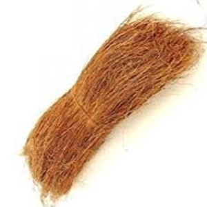 200g Natural Coconut Fibre Nest Nesting Material For Canaries Other Bird Supplies Bird Supplies